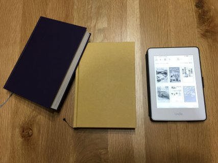 電子書籍をやめて、紙の本を読みなよ!お勧めの理由×3+1