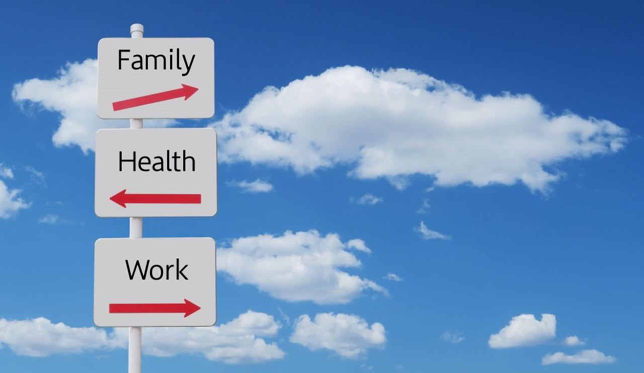 仕事と家庭を両立させる3つのポイント。ワークライフバランスを実現しよう