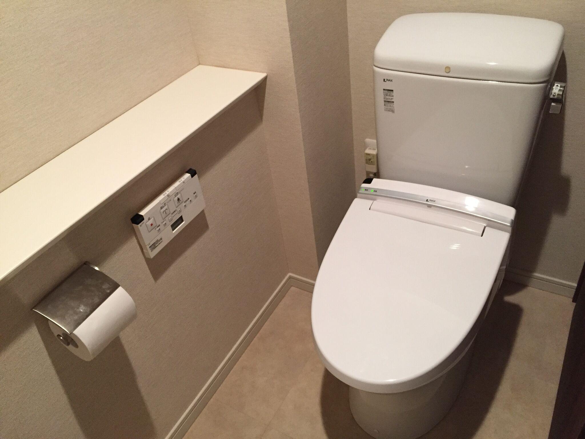 トイレ掃除は、やっても3分もかかりません。