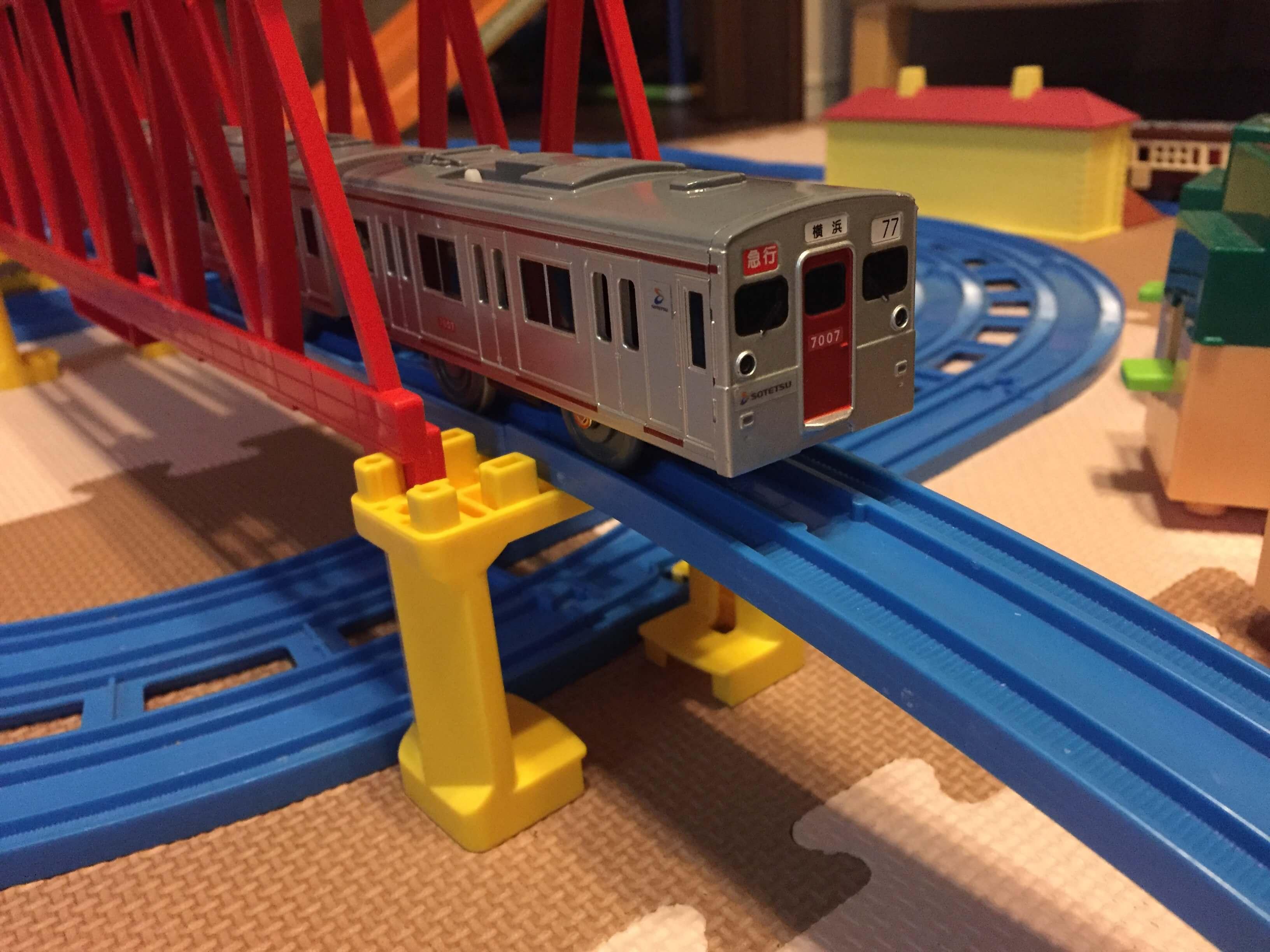 プラレール:相模鉄道7000系